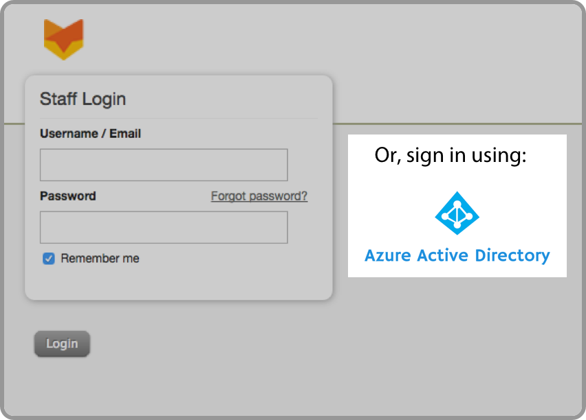Help Desk Azure AD integration