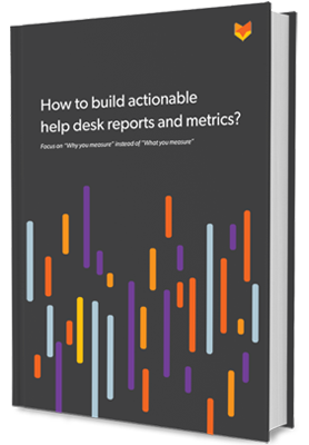 Help desk metrics ebook