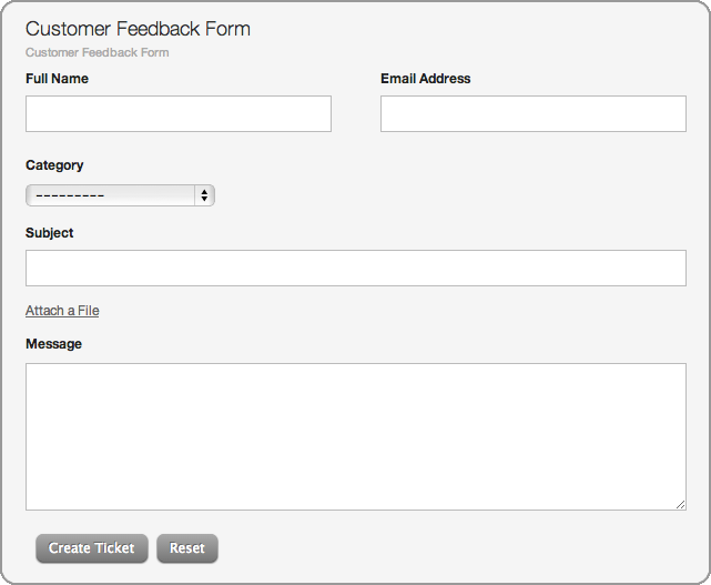 Online Customer Feedback On Your Website