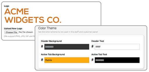 simple and customizable help desk ticketing software