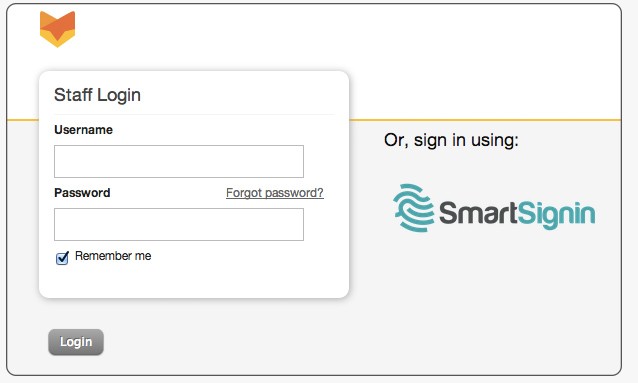 Smartsignin SAML based Single-Sign-on